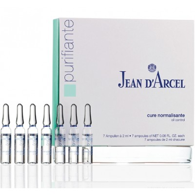 Huyết thanh giúp giảm mụn Jean D'Arcel Oil Control Concentrate